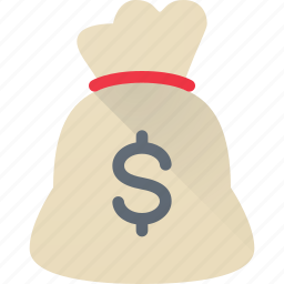 bag, bank, cash, dollar, finance, money, payment icon
