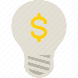 business, dollar, finance, financial, idea, money icon