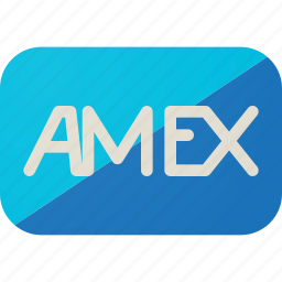 american express, amex, credit, ecommerce, pay, payment, shopping icon