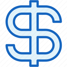 business, currency, dollar, finance icon