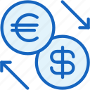business, dollar, euro, exchange, finance