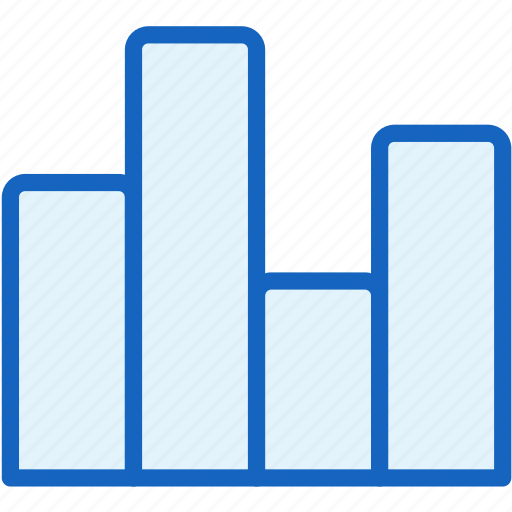 bar, business, chart, finance, stats icon
