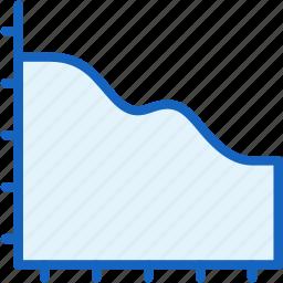 business, chart, finance, graph, statistics icon