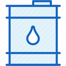 barrel, business, finance, oil icon