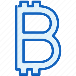 bitcoin, business, currency, finance icon