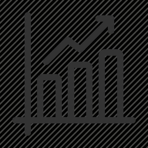analytics, business, chart, graph, marketing, seo, statistics icon