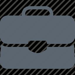 bag, briefcase, job, luggage, portfolio, suitcase, work icon