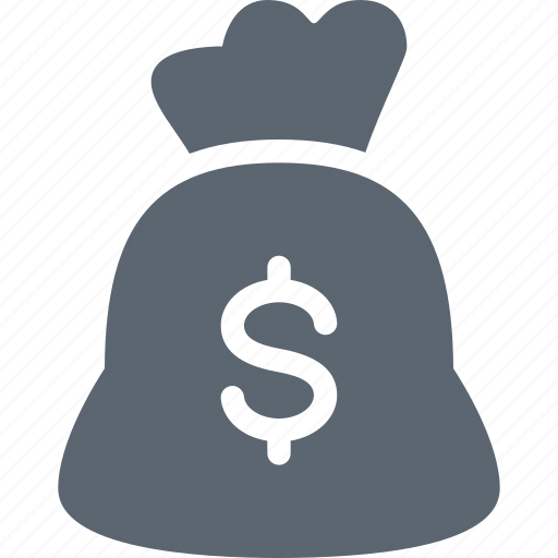 bag, bank, business, cash, dollar, finance, money icon