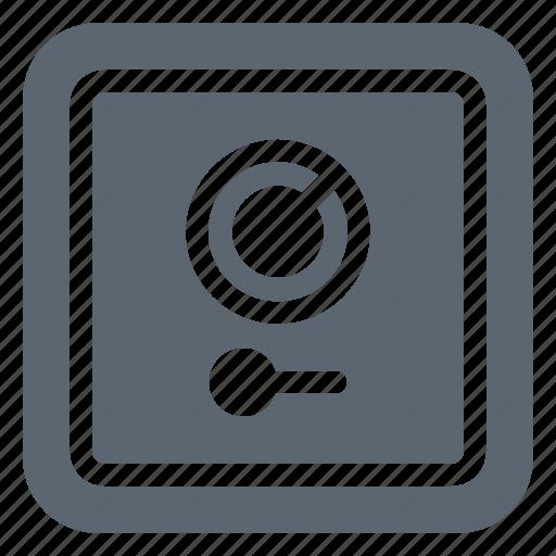 bank, banking, locked, money, protect, safe, safety icon