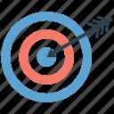 focus, marketing, strategy, target
