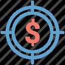 audience targeting, dollar, target