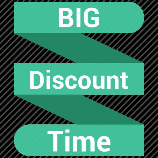 best price, big sale, discounts, merchandise icon