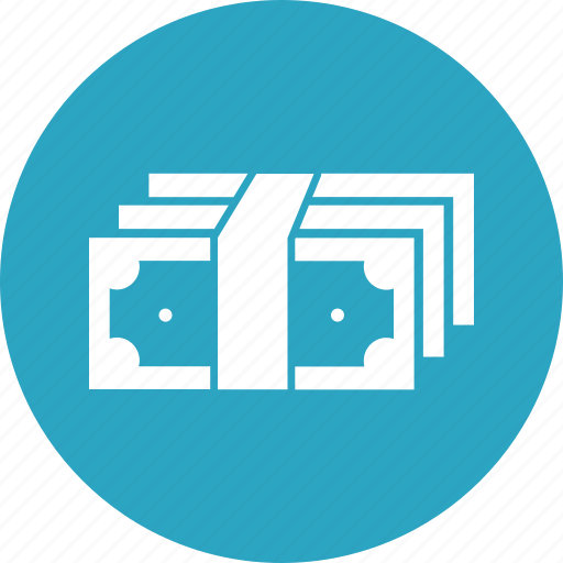 cash, dollar, earnings, money icon