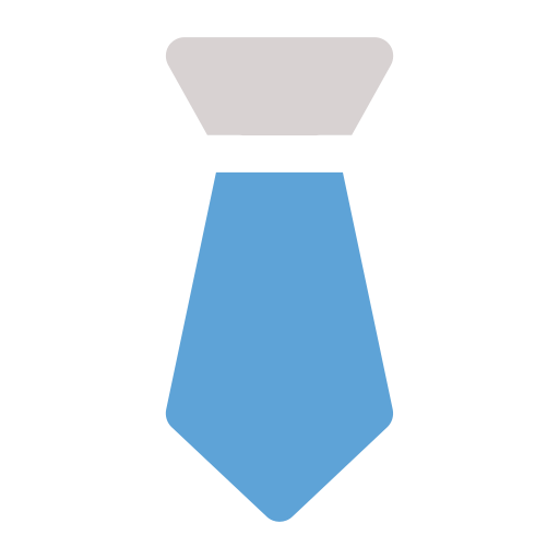 business, professional, tie icon icon