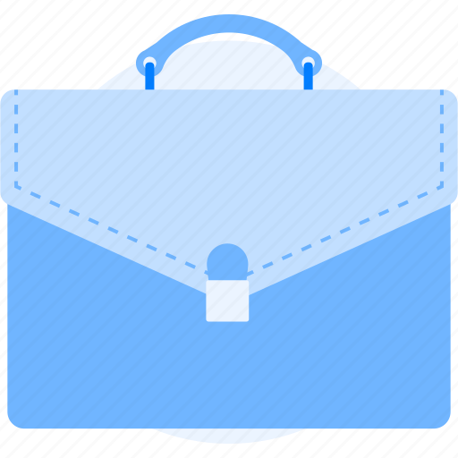 bag, experience, office, traveling, work icon icon
