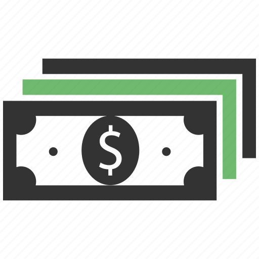 cash, dollar, earnings, money, profit, savings icon