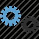 control, setting icon