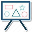 analysis, analytics, blackboard, board, business, chart, charts icon