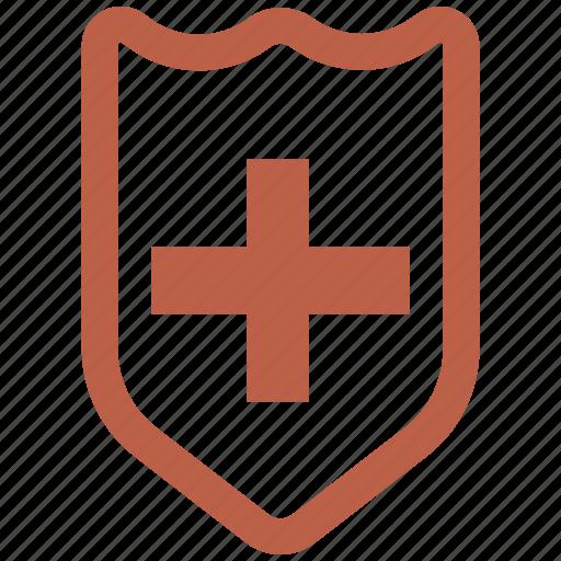crose, doctor, hospital, medical icon