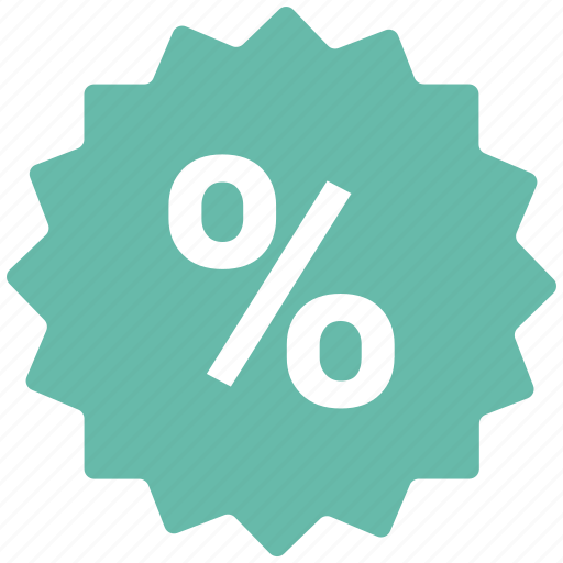 badge, campaign, discount, discount badge icon