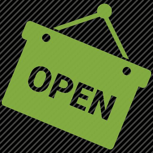 Online shop, open, open shop, shop, shop open icon - Download on Iconfinder