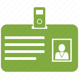 card, driver's, drivers, id, identification, identity icon