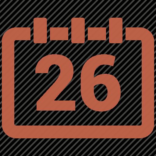 Appointment, calendar, date, month, planner, reminder, schedule icon - Download on Iconfinder