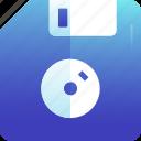 diskette, floppy, save