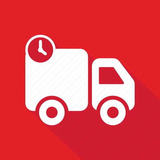 caravan, delivery, delivery truck, truck icon
