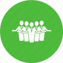 customer, human, office team, person, team work, user icon