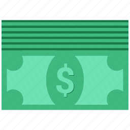 cash, currency, dollar, finance, financial, money, payment icon