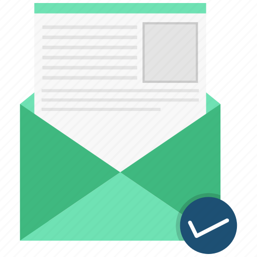 email, envelope, inbox, increment letter, letter, message, open icon