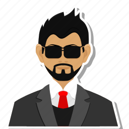 avatar, business, man, people, person, user icon
