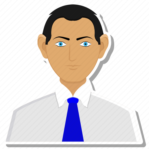 avatar, business, man, people, person icon