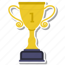 award, cup, prize, trophy, winner icon