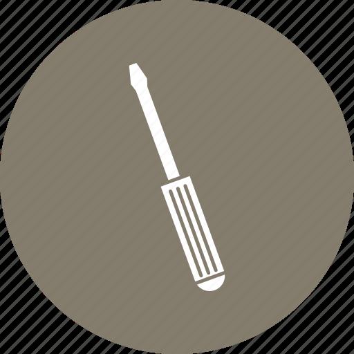 equipment, screwdriver, tool, tools icon