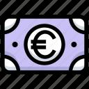 business, cash, euro, financial, money, payment