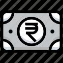 business, cash, financial, money, payment, rupee