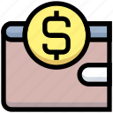 business, cash, financial, money, purse, wallet
