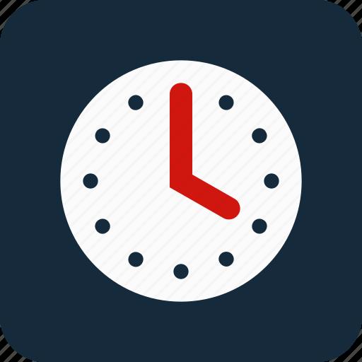 business, clock, finance, marketing, office icon