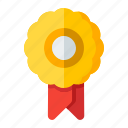 achievement, business, champion, medals, prize icon