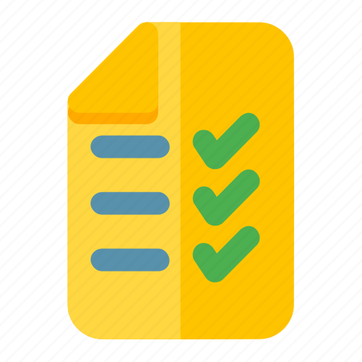 Business, list, recuirement, task icon - Download on Iconfinder