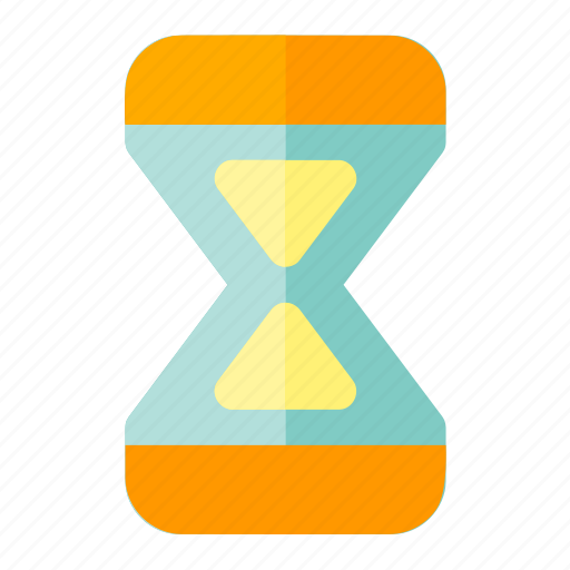 business, sand, time, timer, wait icon