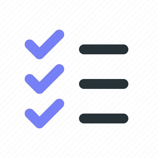 business, checklist, document, format, list icon