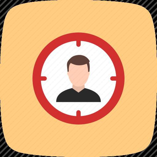 Focus, target, goal icon - Download on Iconfinder