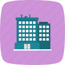 building, business, construction, office, work, work space icon