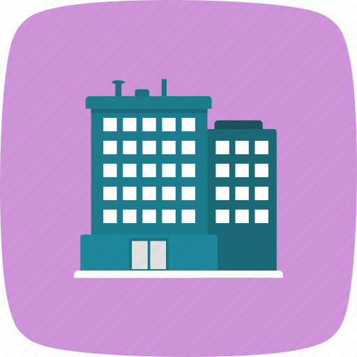 architecture, building, hotel, office icon