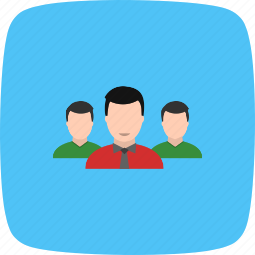 business, group, leader of group, marketing, users icon