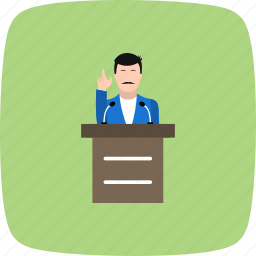 comments, communication, interaction, speak, speech icon