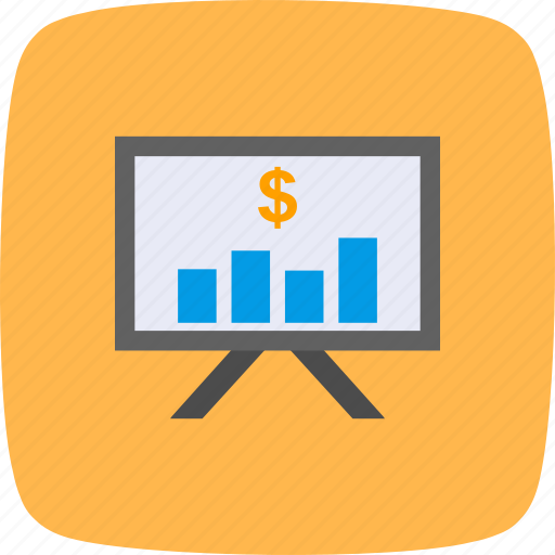 analysis, bar chart, perfomance, productivity icon
